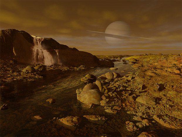 قمر تیتان