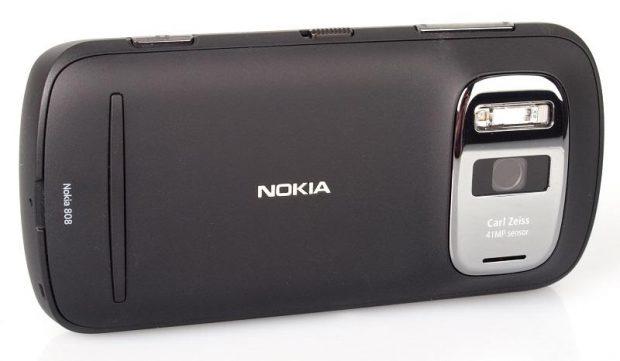 گوشی موبایل مجهز به دوربین دوگانه نوکیا