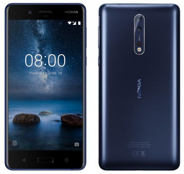 تصویر درز شده نوکیا 8 - Nokia 8