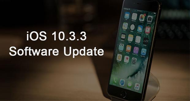آی او اس 10.3.3 - iOS 10.3.3