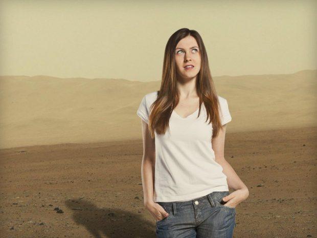 تامین اکسیژن مریخ