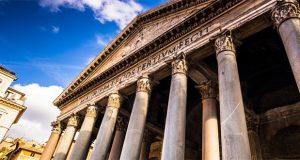 سازه های روم