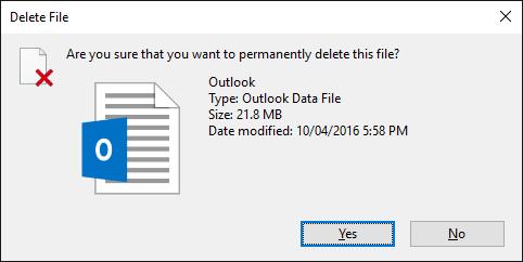 فایل های حذف شده