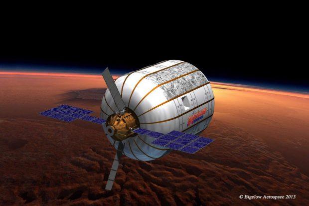ماژول های حمل و نقل فضایی