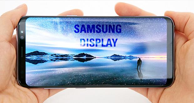 سامسونگ برترین تولیدکننده نمایشگر گوشی های هوشمند در سه ماهه نخست 2017
