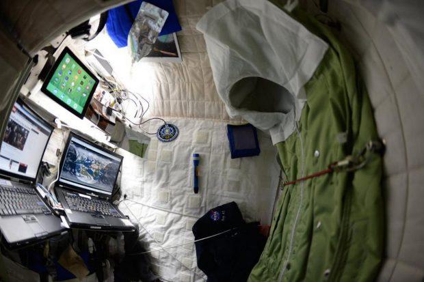 ماموریت یکسالهی ناسا