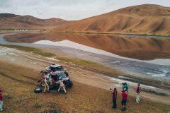 مسابقات رالی جاده ابریشم 2017