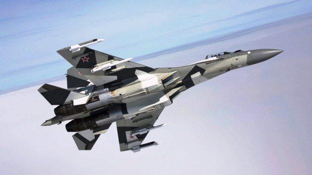 جنگندههای روسی