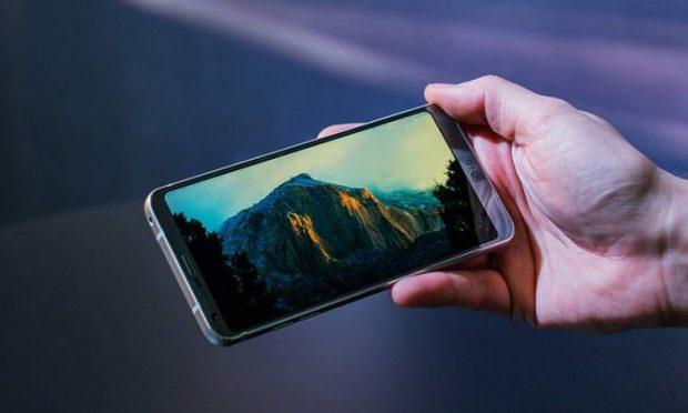 ال جی جی 6 – LG G6