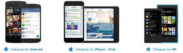 تلگرام 4.2.2