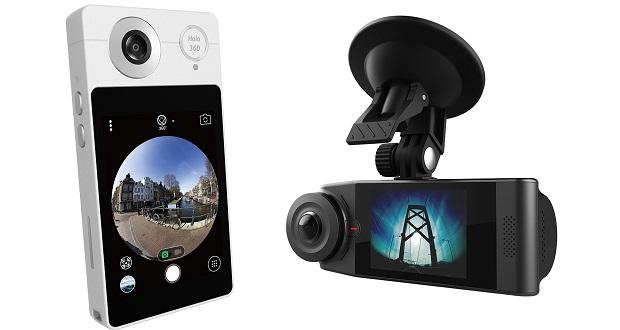 دوربین های 360 درجه ای