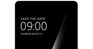 مراسم معرفی ال جی وی 30 به طور زنده پخش خواهد شد