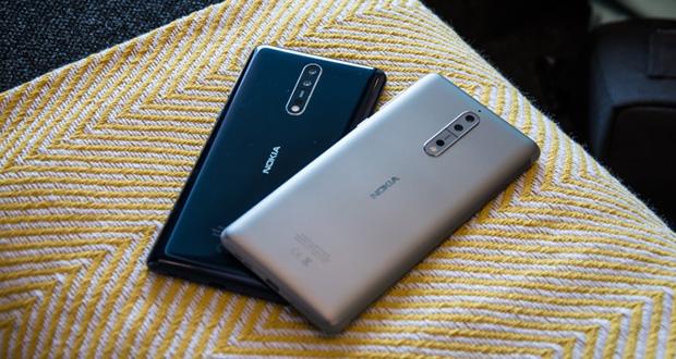 آیا گوشی جدید نوکیا 8 میتواند نوکیا را به دوران طلاییاش بازگرداند؟ (نظرسنجی)