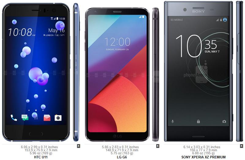به نظر شما دوران گوشی های با حاشیه زیاد به سر آمده است؟ (نظرسنجی)