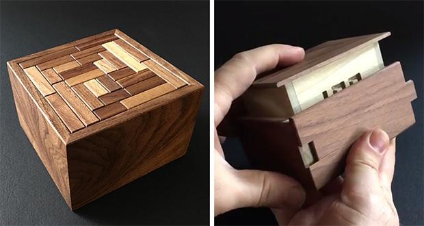 جعبه های رمزآلود