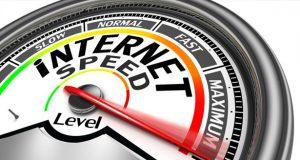 سرعت اینترنت ایران