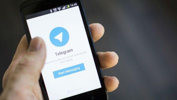مسدود شدن تماس صوتی تلگرام