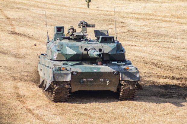 تانک اصلی میدان نبرد