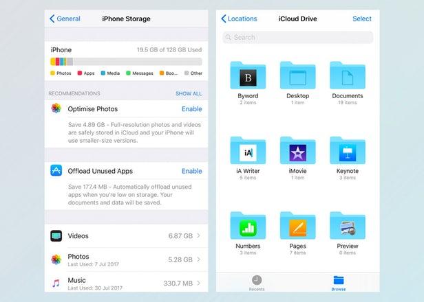 ویژگی های جدید سیستم عامل موبایل