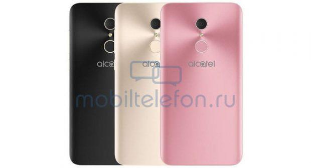مشخصات فنی گوشی های جدید آلکاتل