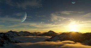 موجودات فضایی در ستاره 107 ماهی