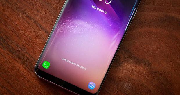 آپدیت اندروید 7.1 برای گلکسی S8