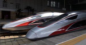 سریع ترین قطار دنیا در چین مسافران را با سرعتی باور نکردی جابهجا میکند!