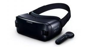 ساخت هدست Gear VR گلکسی نوت 8 برای پشتیبانی از پرچمدار جدید سامسونگ
