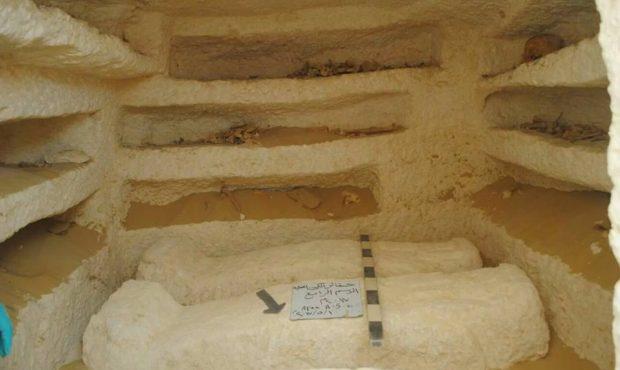 کشف سه مقبره باستانی و به دست آمد اطلاعاتی جدید از بخشی از تاریخ مصر باستان