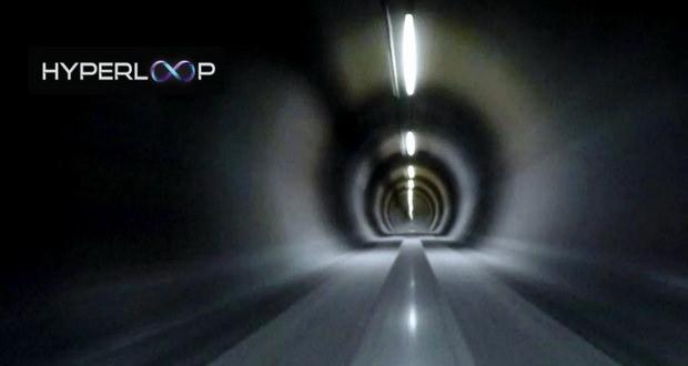 آزمایش هایپرلوپ ، طرح فوقالعاده جابهجایی افراد با سرعتی باورنکردنی را در این ویدیو ببینید