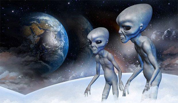 پیغام برای موجودات فضایی