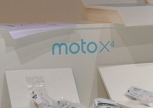 موتورولا موتو ایکس 4