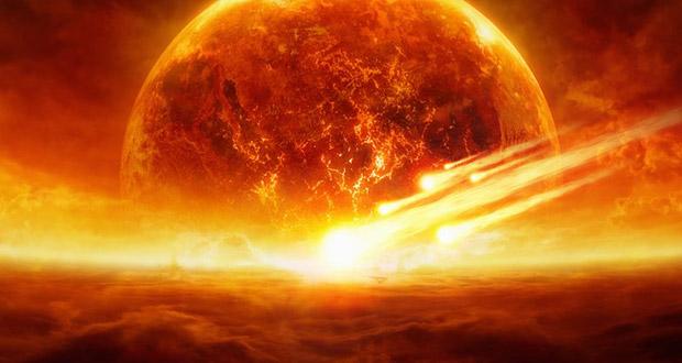 نابودی جهان توسط سیاره نیبیرو