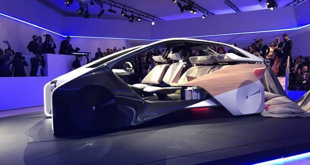 12 خودرو مفهومی فوق پیشرفته که در سال 2017 معرفی شدهاند