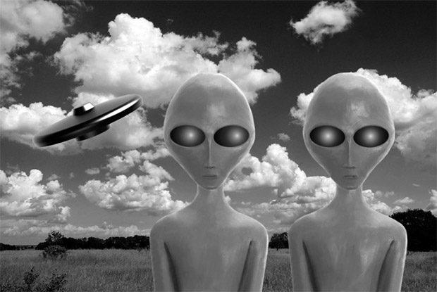 موجودات فضایی وجود دارند