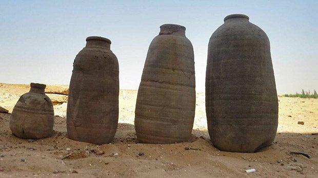 مقبره های 2000 ساله در مصر