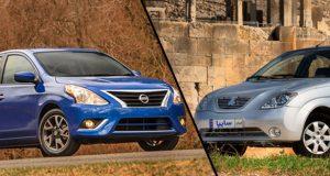 خودرو ارزان قیمت بازار آمریکا در برابر خودروهای ارزان ایران