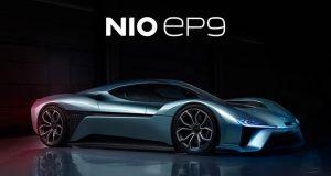 خودروی NIO EP9