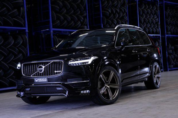 قیمت خودروهای جدید ولوو در ایران