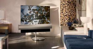 تلویزیون BeoVision Eclipse ، محصولی منحصر به فرد از همکاری ال جی و بنگ و اولافس
