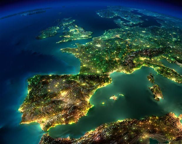 تصاویر زمین از فضا