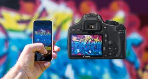 عکاسی موبایل یا DSLR ؟