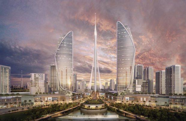 برج خور دبی