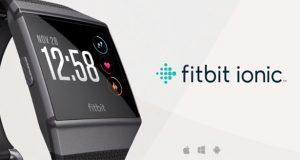 زمان عرضه و قیمت ساعت Fitbit Ionic