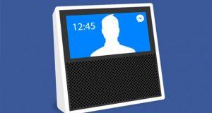 دستگاه ویدیو چت فیس بوک