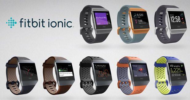ساعت هوشمند فیت بیت Ionic
