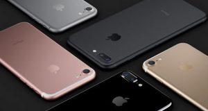 آیفون 7 پرفروش ترین گوشی های سه ماهه دوم 2017