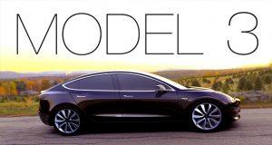 جزئیات و مشخصات خودرو الکتریکی تسلا مدل 3