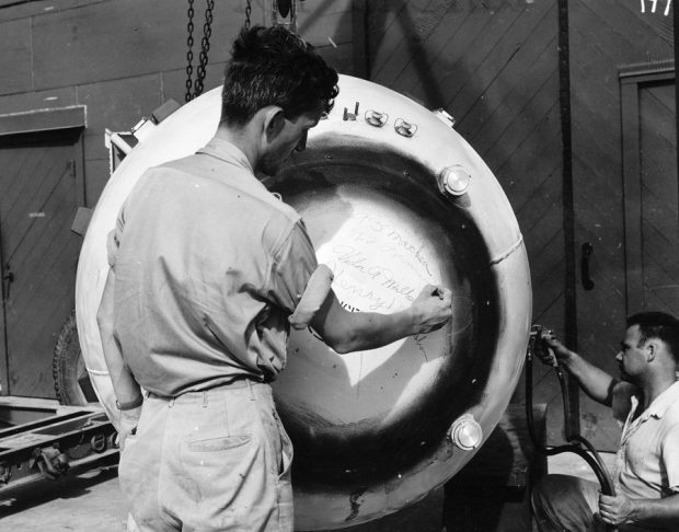 حمله اتمی به هیروشیما و ناکازاکی