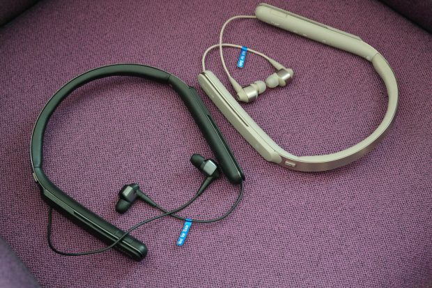 هدست پشت گردنی سونی WI-1000X
